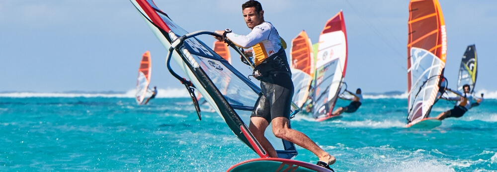 images of the Indian Ocean Wind & Kite Team Championship